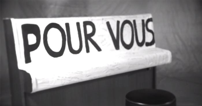 """David Rychen – """"Pour vous"""""""