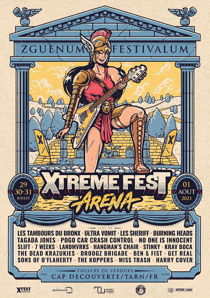 Xtrem Fest Arena